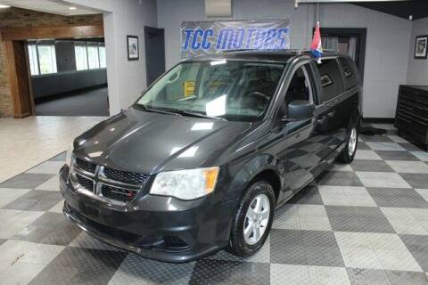 2012 Dodge Grand Caravan for sale at TCC Motors in Farmington Hills MI