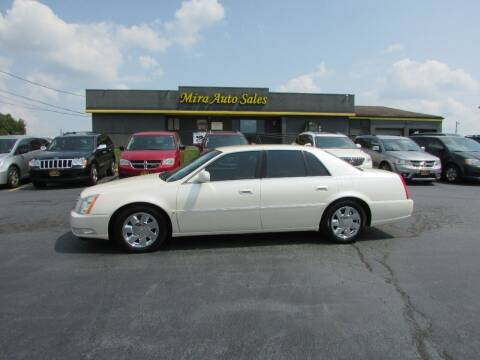 2008 Cadillac DTS for sale at MIRA AUTO SALES in Cincinnati OH