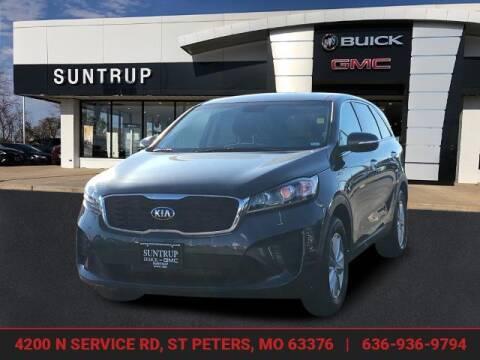 2020 Kia Sorento for sale at SUNTRUP BUICK GMC in Saint Peters MO