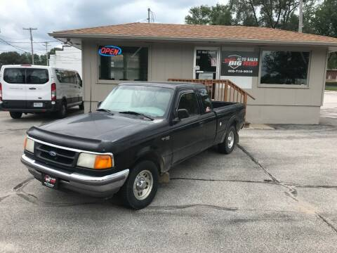 1996 Ford Ranger for sale at Big Red Auto Sales in Papillion NE