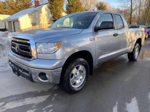 2011 Toyota Tundra for sale at ALL Motor Cars LTD in Tillson NY