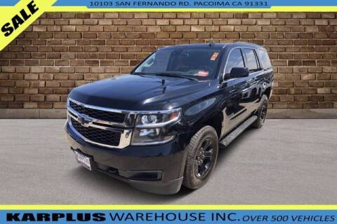 2019 Chevrolet Tahoe for sale at Karplus Warehouse in Pacoima CA
