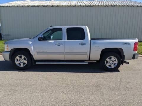 2011 Chevrolet Silverado 1500 for sale at TNK Autos in Inman KS