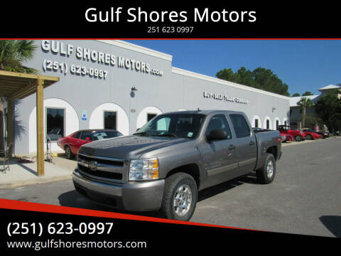 2007 Chevrolet Silverado 1500 for sale at Gulf Shores Motors in Gulf Shores AL