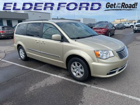 2011 Chrysler Town and Country for sale at Mr Intellectual Cars in Troy MI