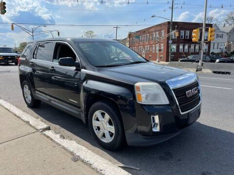 2010 GMC Terrain for sale at G1 AUTO SALES II in Elizabeth NJ