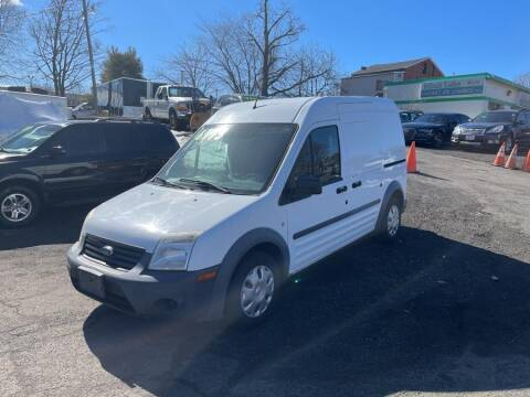 2012 Ford Transit Connect for sale at Car VIP Auto Sales in Danbury CT