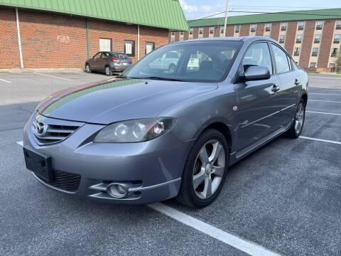 2006 Mazda MAZDA3 for sale at PREMIER AUTO SALES in Martinsburg WV
