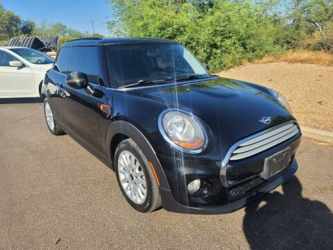 2014 MINI Hardtop for sale at NEW UNION FLEET SERVICES LLC in Goodyear AZ