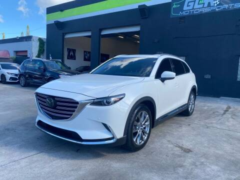 2018 Mazda CX-9 for sale at GCR MOTORSPORTS in Hollywood FL