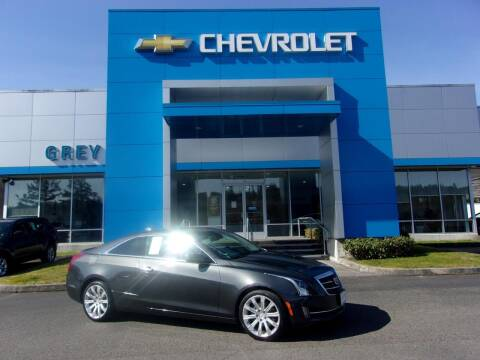 2018 Cadillac ATS for sale at Grey Chevrolet, Inc. in Port Orchard WA
