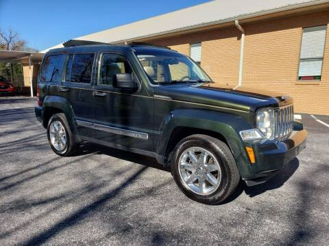 2010 Jeep Liberty for sale at Wheel Tech Motor Vehicle Sales in Maylene AL