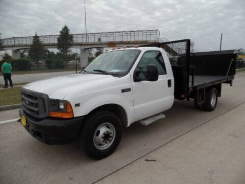 2000 Ford F-350 Super Duty for sale at SARCO ENTERPRISE inc in Houston TX