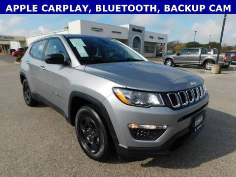 2019 Jeep Compass for sale at Stanley Chrysler Dodge Jeep Ram Gatesville in Gatesville TX