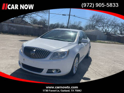 2017 Buick Verano for sale at Car Now Dallas in Dallas TX