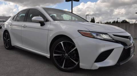 2018 Toyota Camry for sale at AMC Auto Sales Inc in San Jose CA