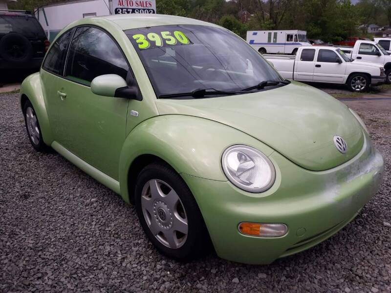 2003 Volkswagen New Beetle for sale at Rocket Center Auto Sales in Mount Carmel TN