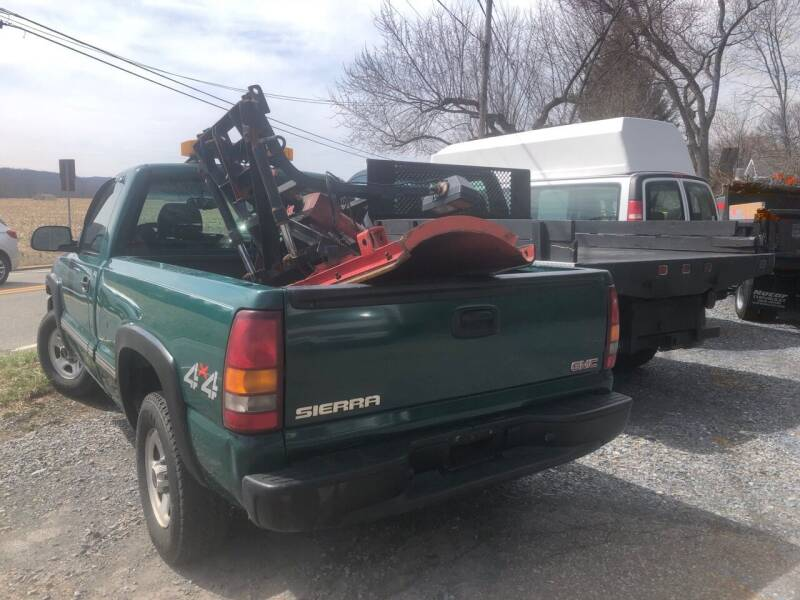 2003 GMC Sierra 1500 for sale at A Better Deal in Port Murray NJ