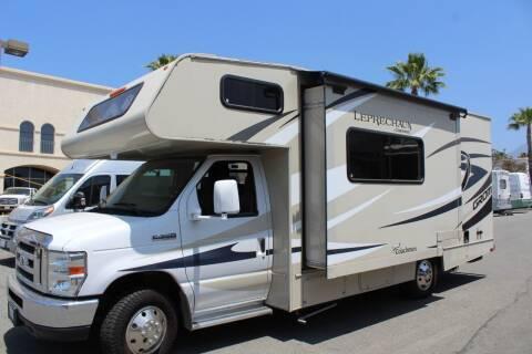 2016 Coachmen Leprechaun 220 QB for sale at Rancho Santa Margarita RV in Rancho Santa Margarita CA