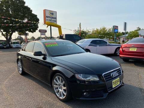 2011 Audi A4 for sale at TDI AUTO SALES in Boise ID