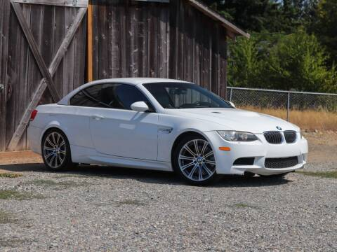 2008 BMW M3 for sale at LKL Motors in Puyallup WA