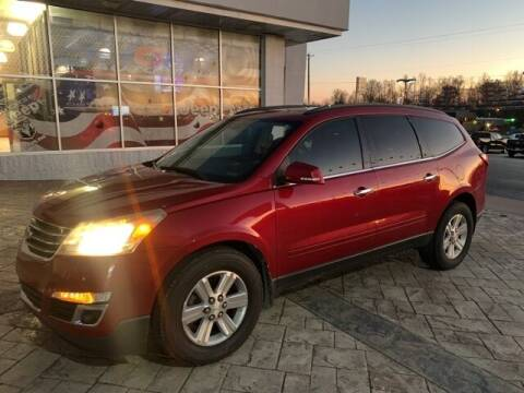 2013 Chevrolet Traverse for sale at Tim Short Auto Mall in Corbin KY