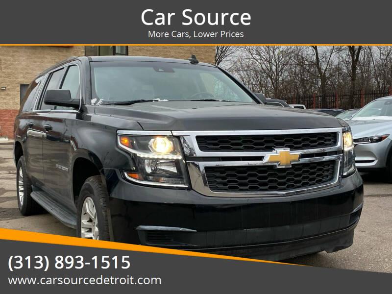 2018 Chevrolet Suburban for sale at Car Source in Detroit MI