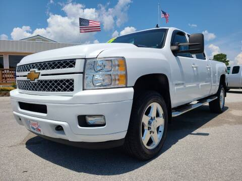 2014 Chevrolet Silverado 2500HD for sale at Gary's Auto Sales in Sneads Ferry NC