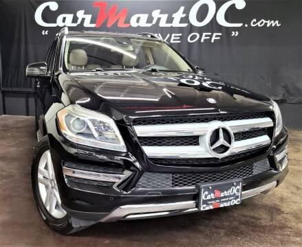 2015 Mercedes-Benz GL-Class for sale at CarMart OC in Costa Mesa CA