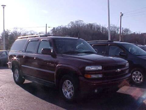 2006 Chevrolet Suburban for sale at Bates Auto & Truck Center in Zanesville OH