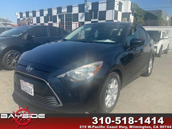 2016 Scion iA for sale at BaySide Auto in Wilmington CA