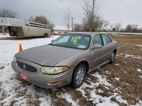 2002 Buick LeSabre for sale at Best Car Sales in Rapid City SD