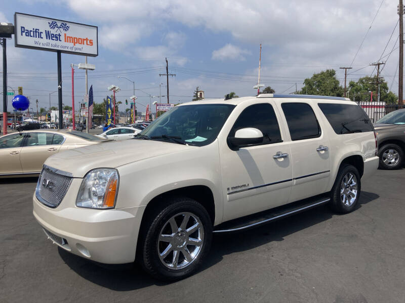 2009 GMC Yukon XL for sale at Pacific West Imports in Los Angeles CA