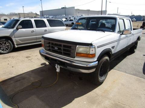 1995 Ford F-350 for sale at Scott Spady Motor Sales LLC in Hastings NE