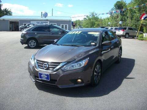 2017 Nissan Altima for sale at Auto Images Auto Sales LLC in Rochester NH