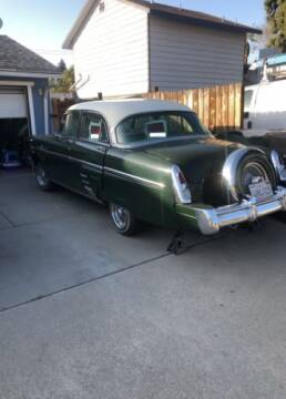 1953 Mercury Monterey for sale at Classic Car Deals in Cadillac MI