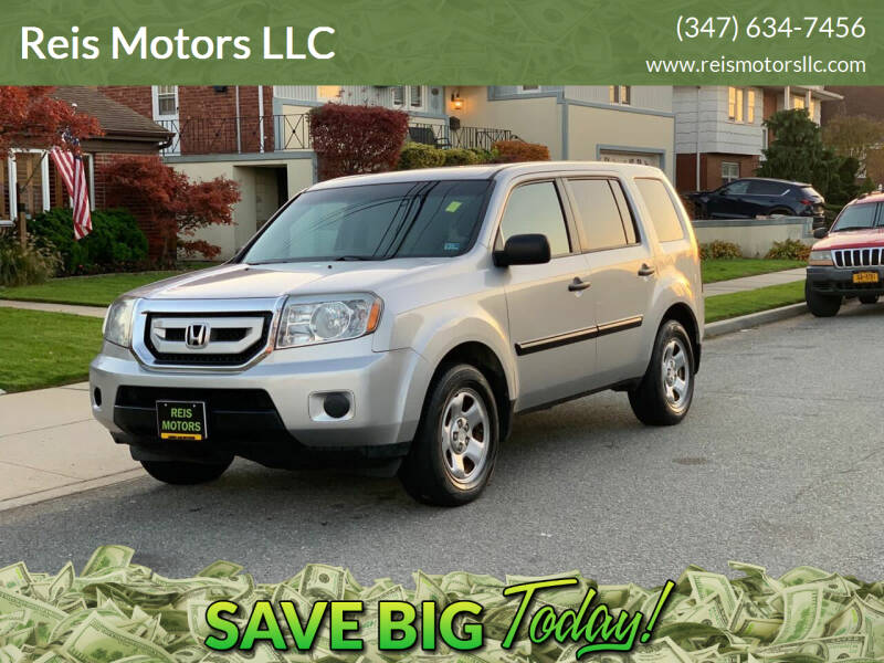 2011 Honda Pilot for sale at Reis Motors LLC in Lawrence NY