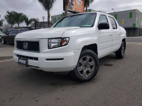 2007 Honda Ridgeline for sale at GENERATION 1 MOTORSPORTS #1 in Los Angeles CA