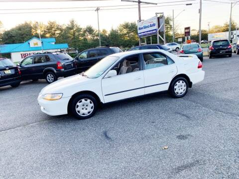 1999 Honda Accord for sale at New Wave Auto of Vineland in Vineland NJ