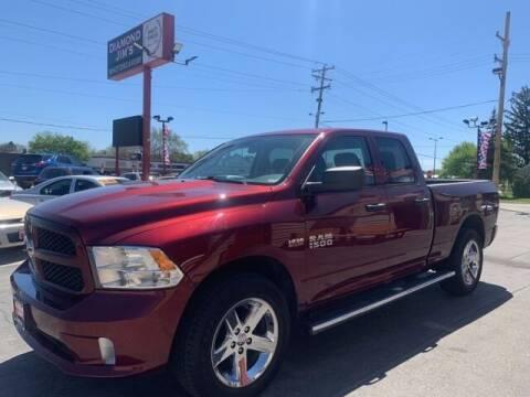 2017 RAM Ram Pickup 1500 for sale at Diamond Jim's West Allis in West Allis WI