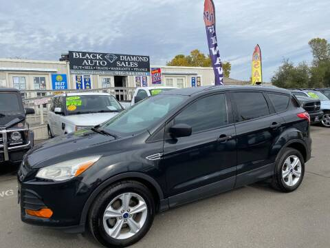2015 Ford Escape for sale at Black Diamond Auto Sales Inc. in Rancho Cordova CA