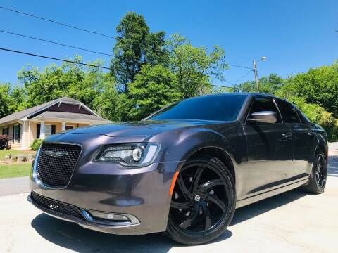 2015 Chrysler 300 for sale at Cobb Luxury Cars in Marietta GA