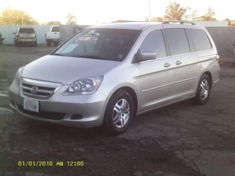 2005 Honda Odyssey for sale at Valley Auto Sales & Advanced Equipment in Stockton CA