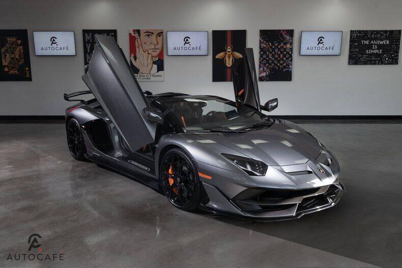 2020 Lamborghini Aventador for sale in Miami Beach, FL