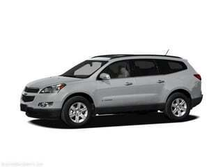 2012 Chevrolet Traverse for sale at PATRIOT CHRYSLER DODGE JEEP RAM in Oakland MD