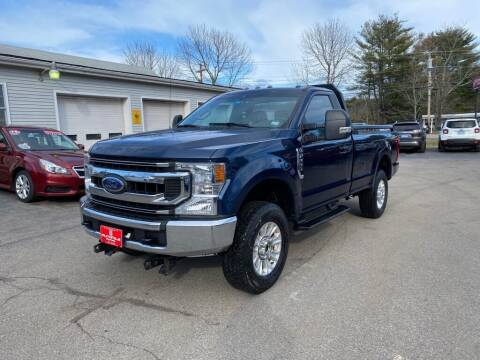 2020 Ford F-250 Super Duty for sale at AutoMile Motors in Saco ME