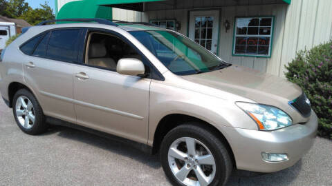 2005 Lexus RX 330 for sale at Haigler Motors Inc in Tyler TX