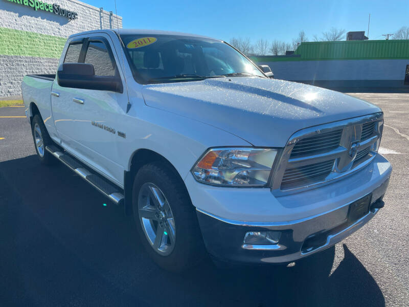 2011 RAM Ram Pickup 1500 for sale at South Shore Auto Mall in Whitman MA