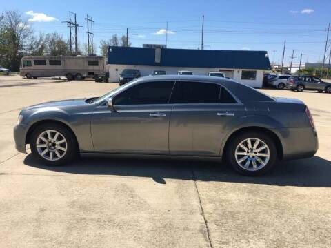 2012 Chrysler 300 for sale at Cj king of car loans/JJ's Best Auto Sales in Troy MI