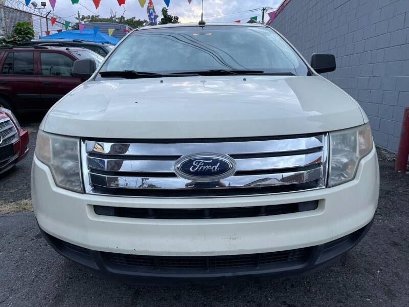 2008 Ford Edge for sale at North Jersey Auto Group Inc. in Newark NJ